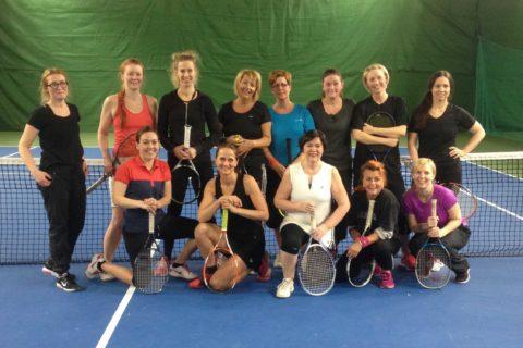Skellefteå Tennisklubb Tjej Tennis slide 2