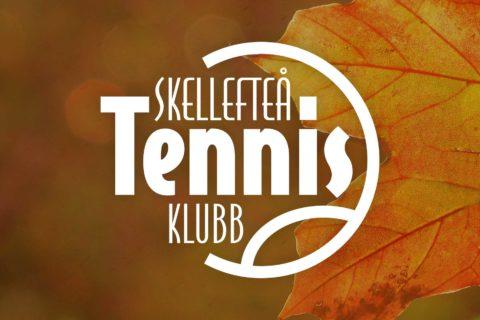 Skellefteå Tennisklubb Padel Tennis Höstsäsong logo 1
