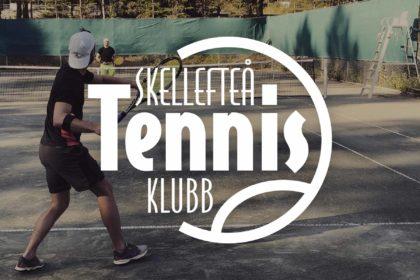 Skellefteå Tennisklubb Padel Tennis Nyhet Grusbana Utomhus 1