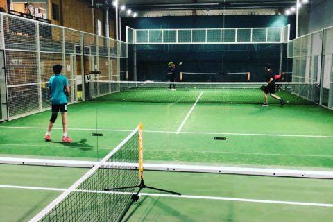 Skellefteå Tennisklubb Padel Tennis Nyhet Padel 1