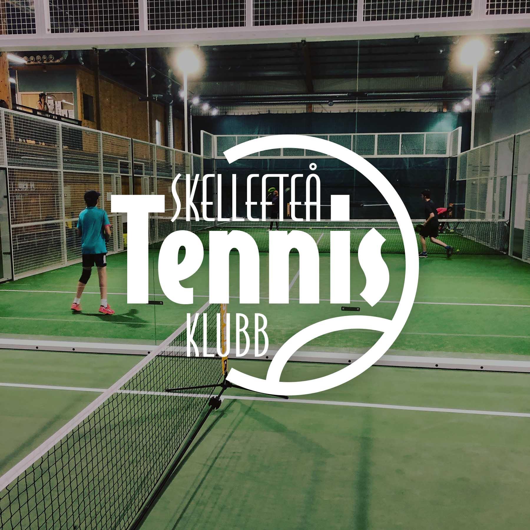 Skellefteå Tennisklubb Padel Tennis Nyhet Padel logo 1