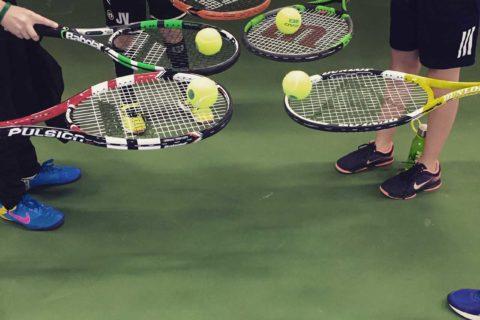 Skellefteå Tennisklubb Padel Tennis Nyhet Ungdom Träning Tennisracket 1