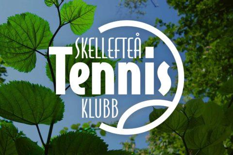Skellefteå Tennisklubb Padel Tennis Vårsäsong logo 1