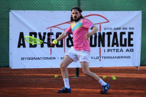 Skellefteå Tennisklubb Tennistränare Tränare Viktor Agnarsson 1