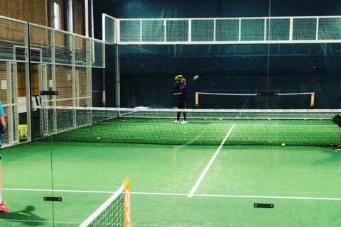Skellefteå Tennisklubb Ungdom Padel slide 1